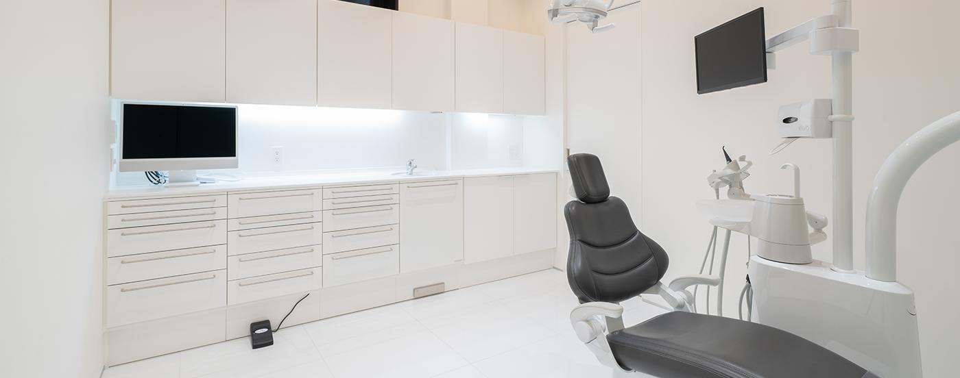 完全個室診療室